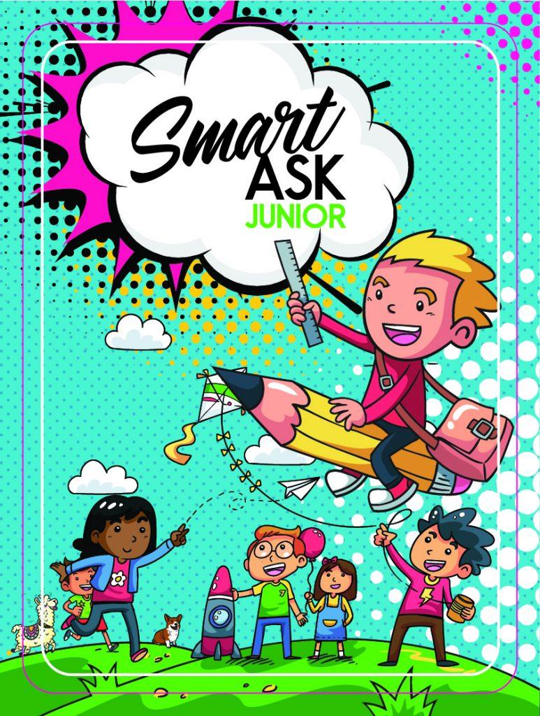 Mockup - Smart Ask Junior - Cards Back